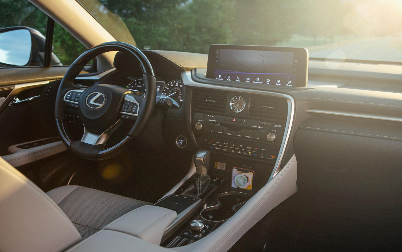 Used Lexus Is 350 >> Comparison - Lexus RX 450hL Luxury 2020 - vs - Lexus RX ...