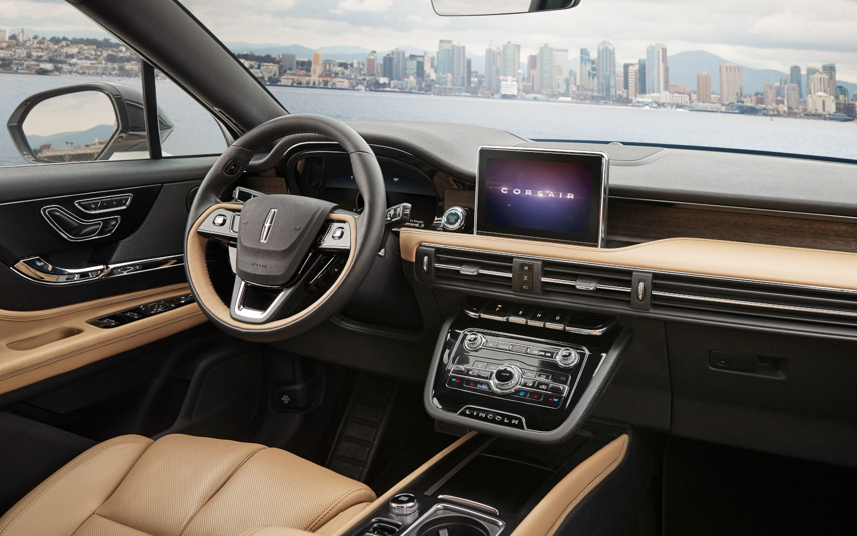 Comparison Lincoln Corsair Reserve 2020 Vs Mazda Cx