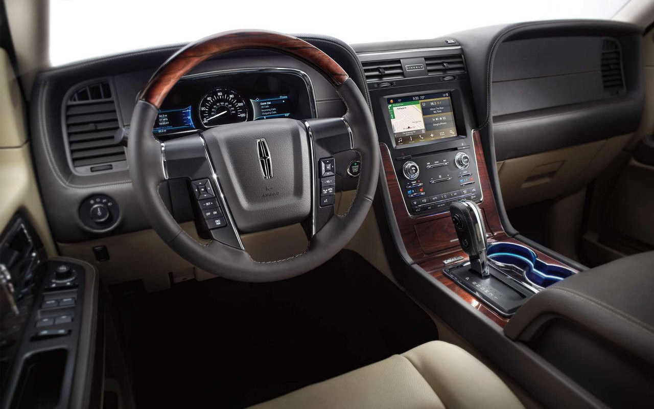 2016 Lincoln Navigator Reserve Interior Best Accessories Home 2017