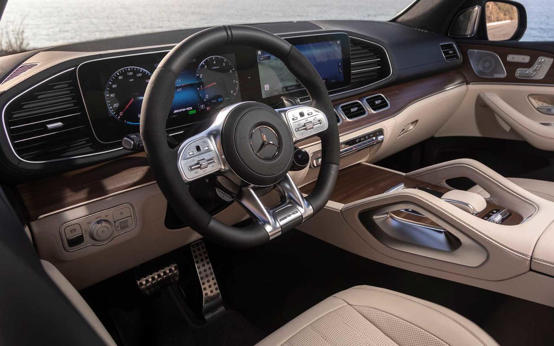 Mercedes-AMG GLS 63 2021 | SUV Drive