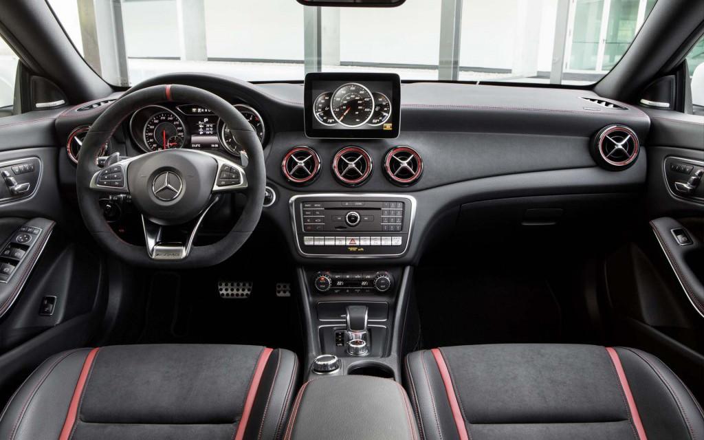 Mercedes Benz Cla Class Amg Cla 45 2019 Suv Drive