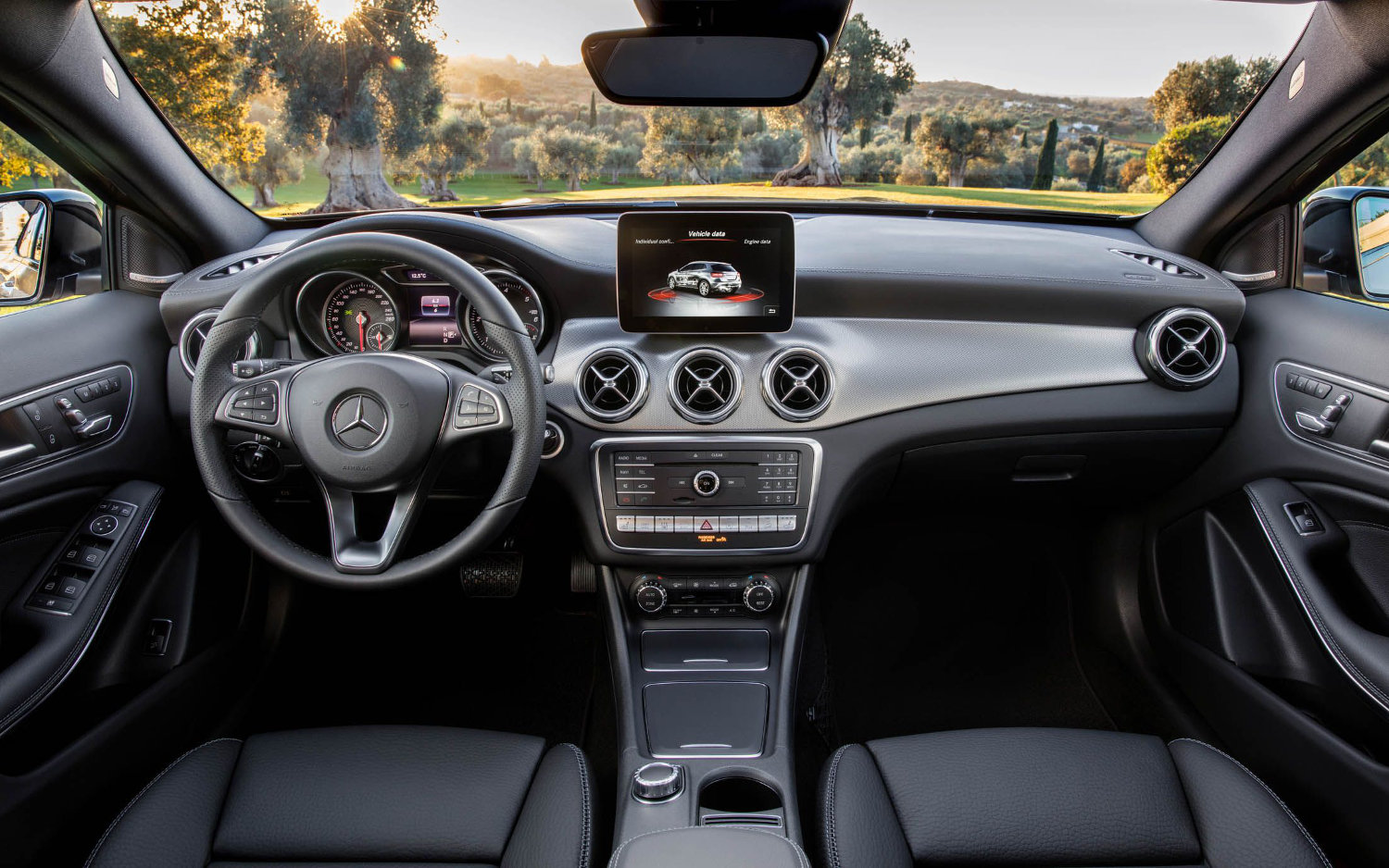Comparison Mercedes Benz Gla Class Gla250 2019 Vs Alfa Romeo