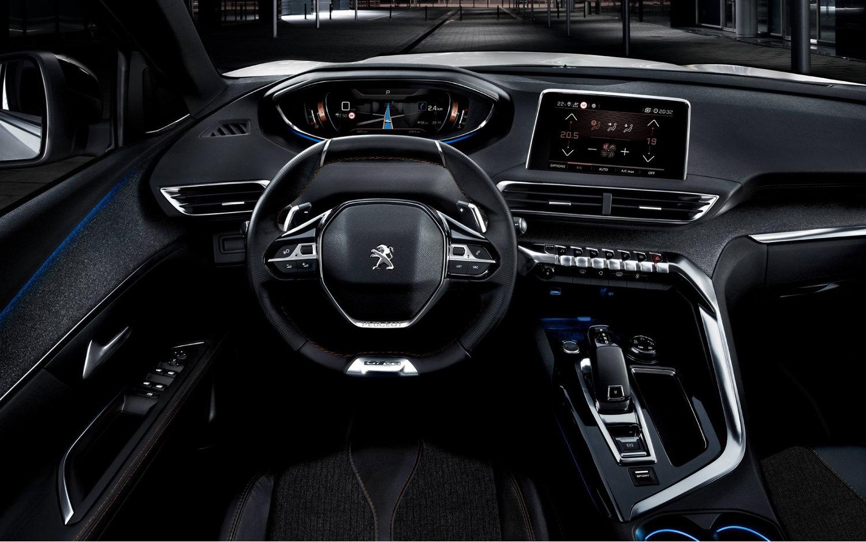 Blue Suv 2017 >> Peugeot 5008 GT Line 2018 | SUV Drive