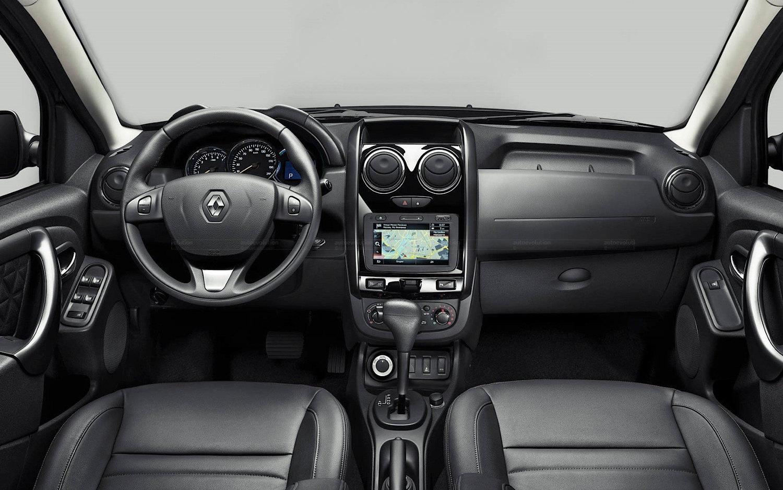 Comparison renault duster 2015 vs jeep compass 2015 suv drive - Dacia duster 2017 interior ...