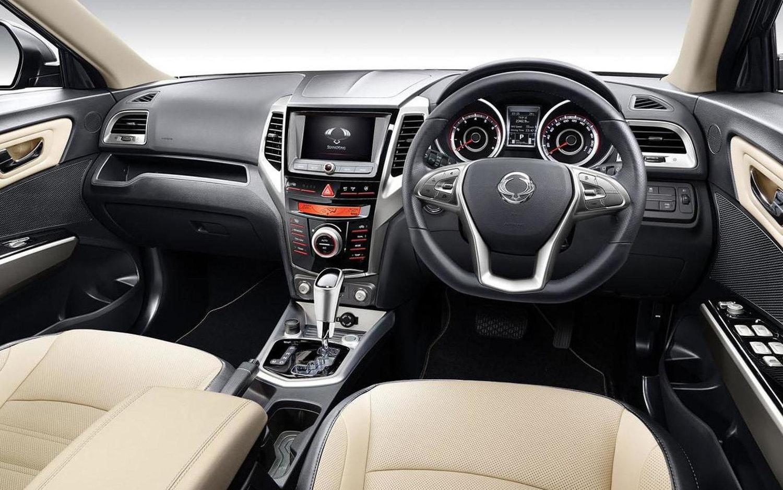 Toyota 4Runner Trd Pro >> Comparison - SsangYong Tivoli ELX 2018 - vs - Toyota Hilux Surf 2018 | SUV Drive