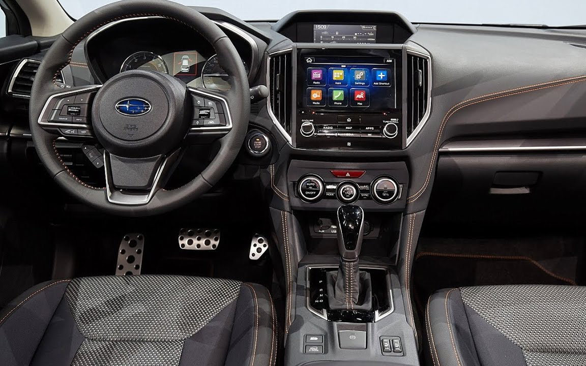 comparison subaru crosstrek limited 2018 vs toyota chr 2018 suv drive. Black Bedroom Furniture Sets. Home Design Ideas