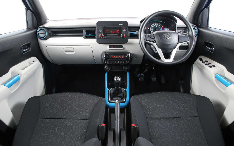 Suzuki Ignis  Wheel Drive