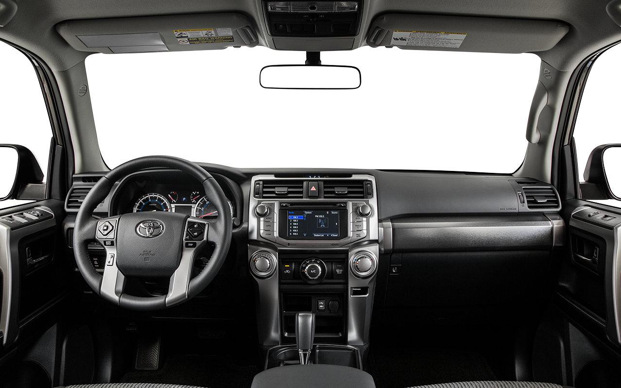 Toyota 4runner sr5 premium 2016 suv drive 2017 toyota 4runner limited interior
