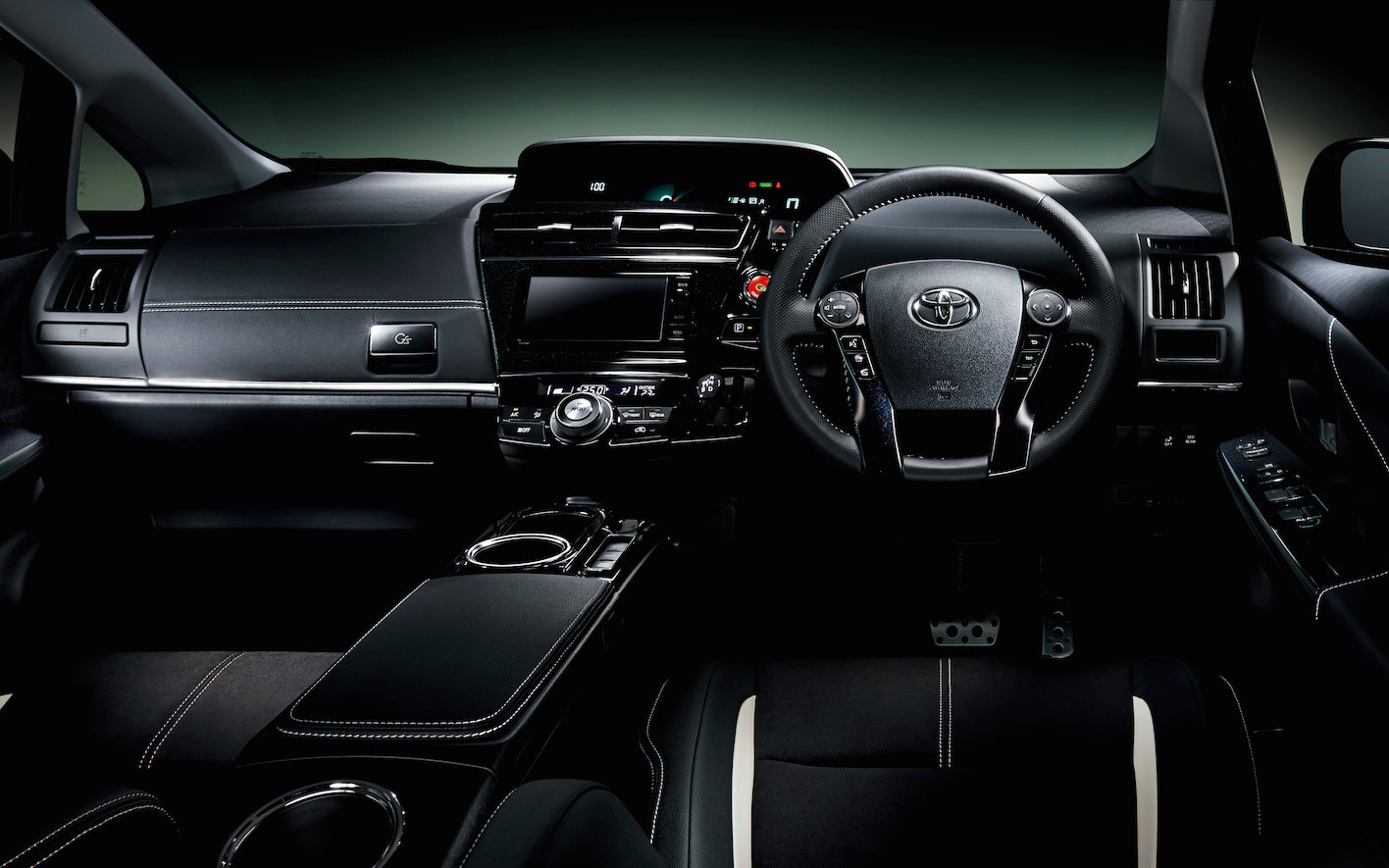 Toyota Harrier 2015 4wd Hybrid Suv Drive