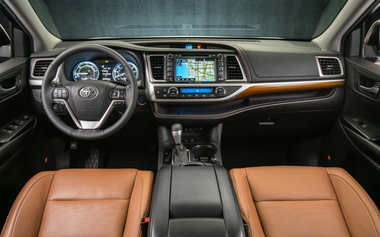 Toyota Suv Names >> Comparison - Lexus RX 350 2017 - vs - Toyota Highlander Hybrid LE 2017 | SUV Drive