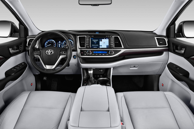 Toyota Highlander Hybrid Limited 2015 Suv Drive