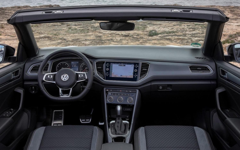 Volkswagen T Roc Cabriolet R Line 2020 Suv Drive