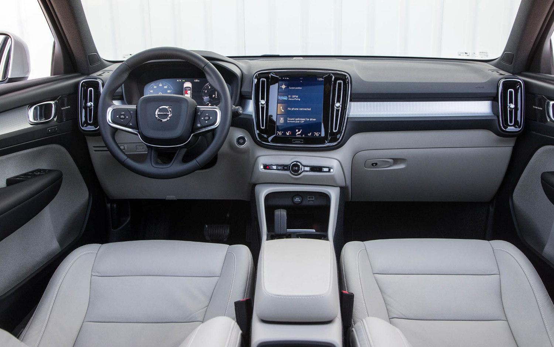 Comparison Volvo Xc40 T5 2019 Vs Acura Rdx Technology 2018