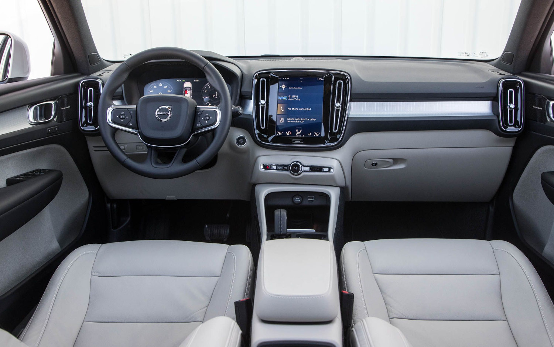 Volvo Xc40 T5 2019 Suv Drive