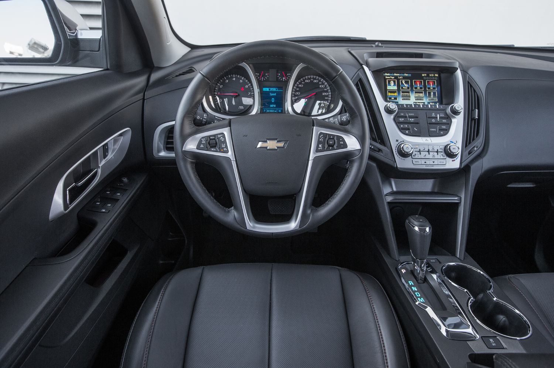 Comparison - Chevrolet Equinox SUV 2015 - vs - Chevrolet ...