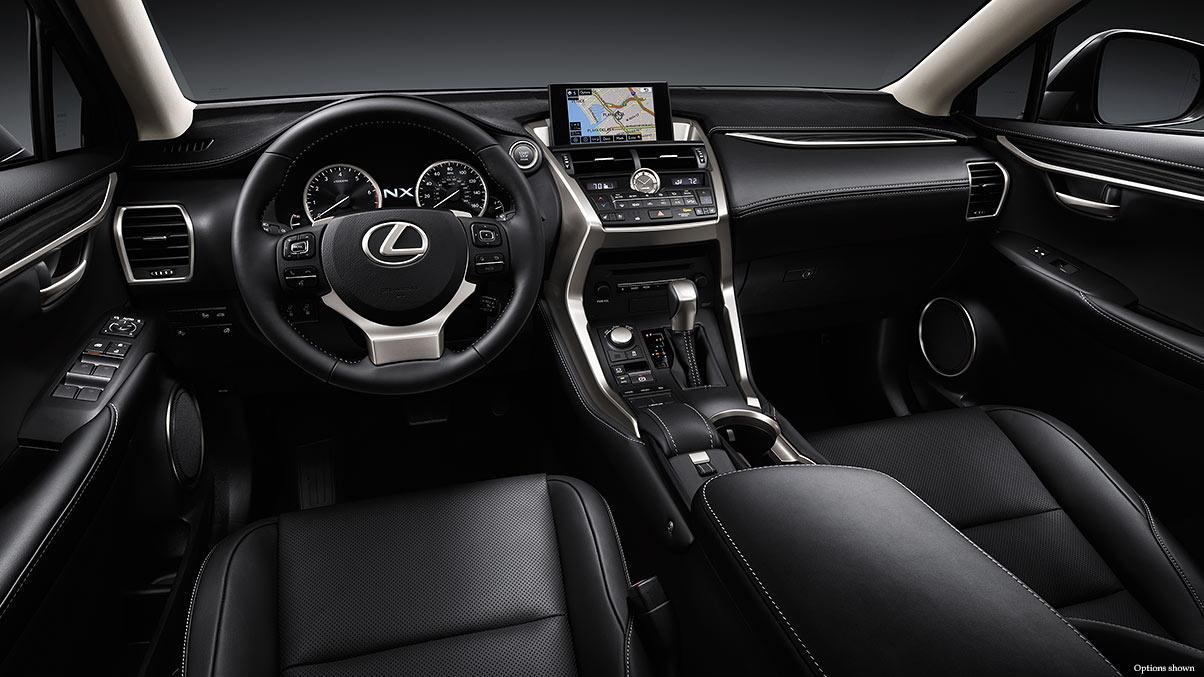 Comparison Seat Ateca Xcellence 2017 Vs Lexus Nx