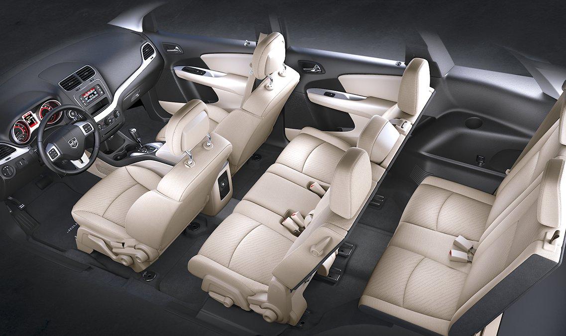 Comparison  Toyota 4Runner SR5 Premium 2016  vs  Dodge Journey