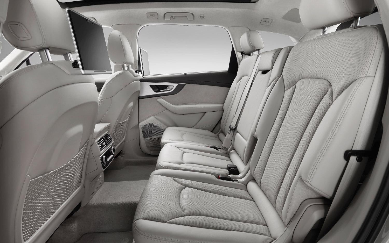 Seats Audi Q Premium