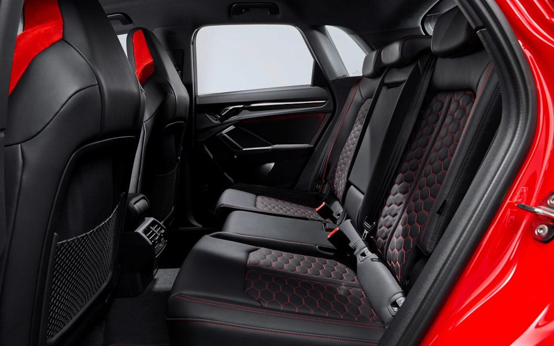 Comparison Audi Rs Q3 2020 Vs Audi Q2 S Line 2019 Suv Drive