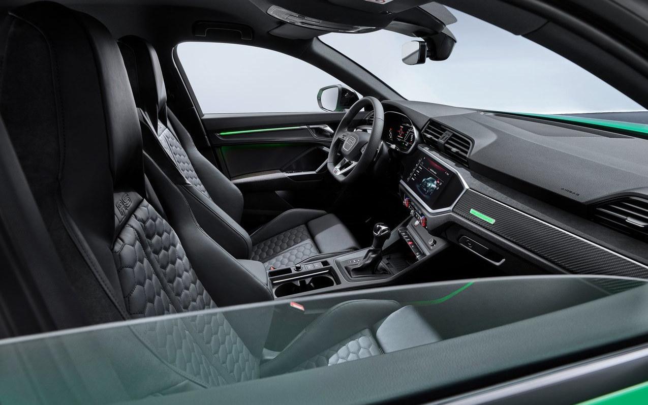 Comparison Audi Rs Q3 Sportback 2020 Vs Audi Rs Q3 2020 Suv Drive