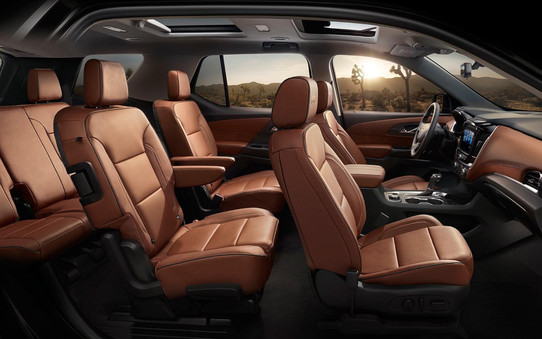 Comparison Chevrolet Traverse High Country 2018 Vs Kia Stonic Ex 2018 Suv Drive