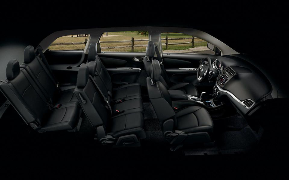 Comparison - Dodge Journey SE 2018 - vs - Ford Explorer Platinum 2018 | SUV Drive