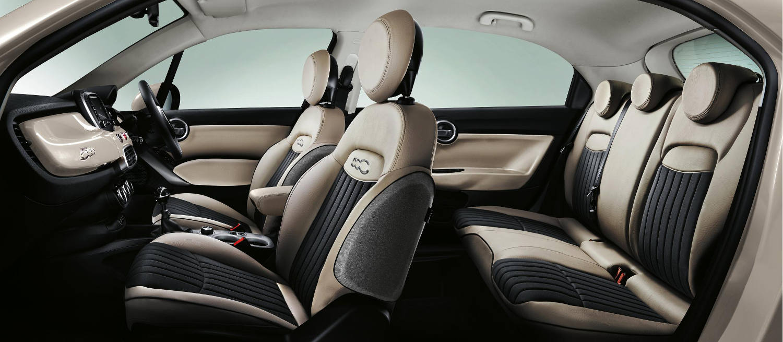 Comparison Fiat 500x 2016 Vs Seat Ateca Xcellence