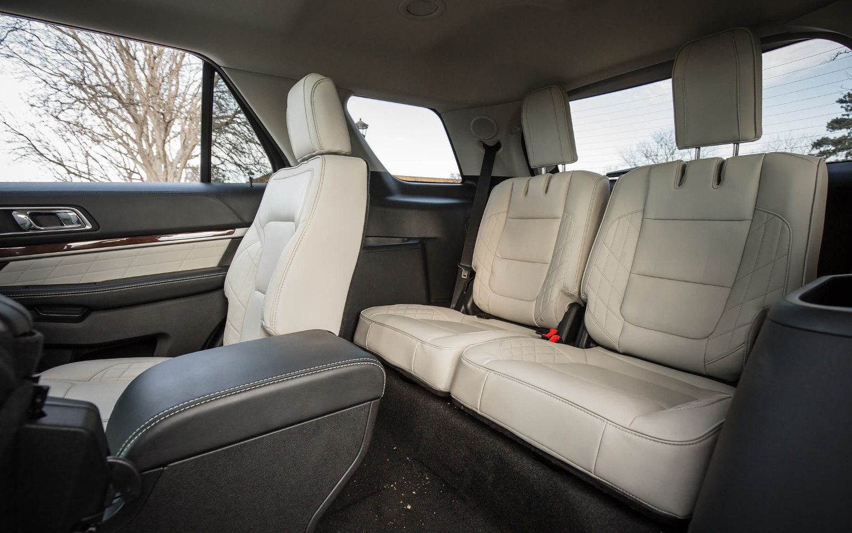 comparison ford everest titanium   ford explorer platinum  suv drive