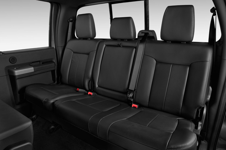 Ford F 350 Super Duty Crew Cab Xl 2015 Suv Drive
