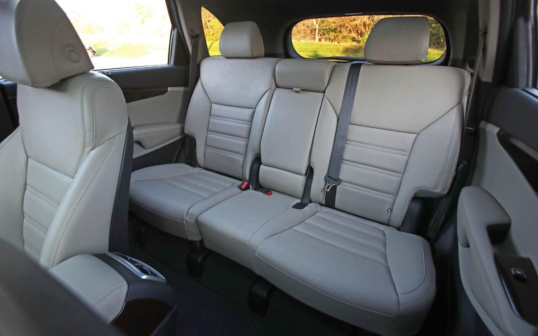 Kia Sorento Interior >> Comparison - Kia Sorento SX 2018 - vs - Volkswagen Atlas R-line 2018 | SUV Drive