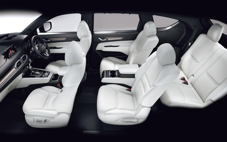 Comparison - Peugeot 5008 GT Line 2018 - vs - Mazda CX-8 ...