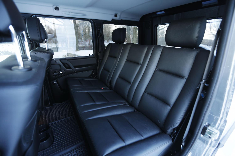 Mercedes-Benz G-Class G550 2015 | SUV Drive