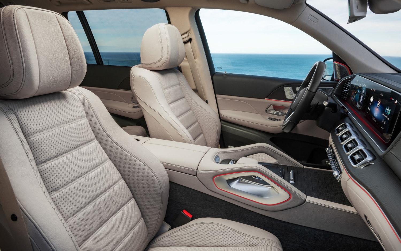Comparison - Mercedes-Benz GLS 580 4MATIC 2020 - vs ...