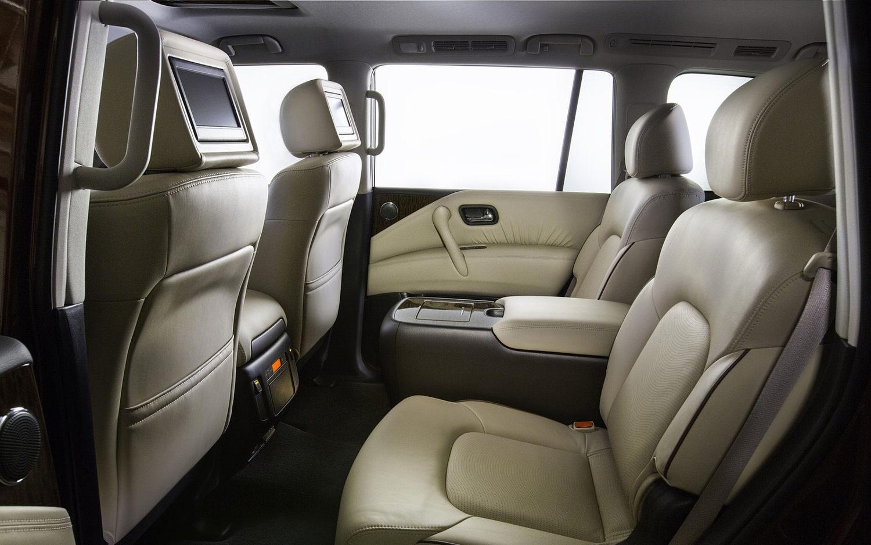 Nissan Armada Platinum 2017 Suv Drive Kia Sorento Captain Chairs 1