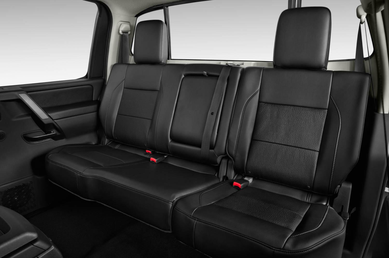 Nissan Titan King Cab Sv 2015 Suv Drive