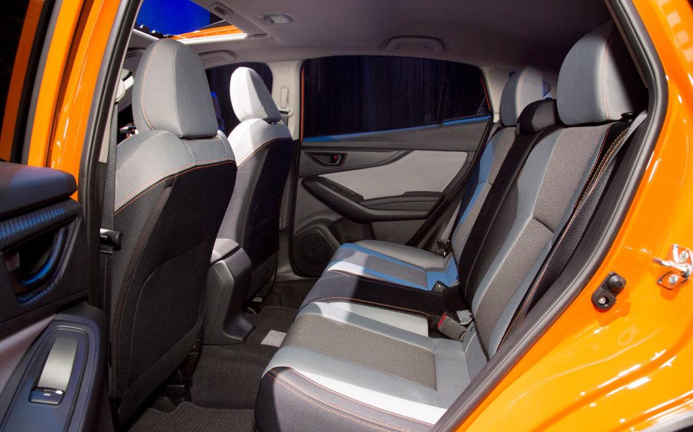 Comparison Subaru Ascent Premium 2018 Vs Subaru Crosstrek