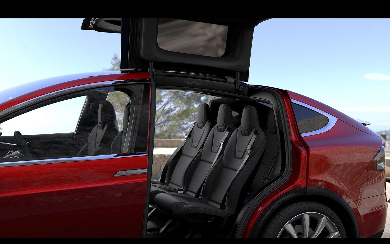 Comparison Tesla Model X P100d 2017 Vs Volvo Xc60 T8