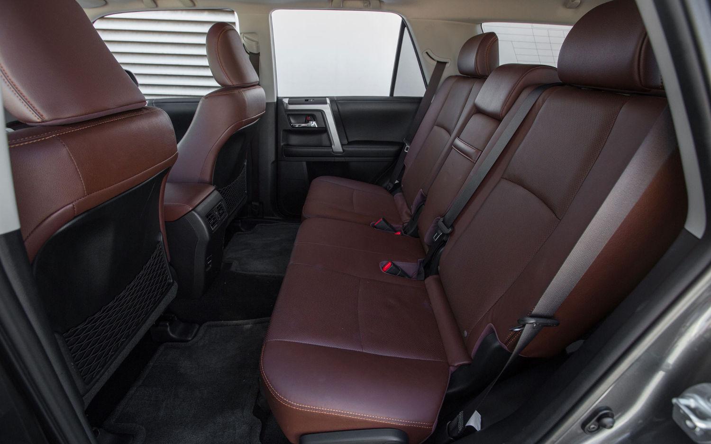 2013 Toyota 4runner Limited Interior