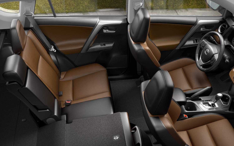comparison toyota rav4 hybrid xle 2017 vs toyota harrier premium 2016 suv drive. Black Bedroom Furniture Sets. Home Design Ideas