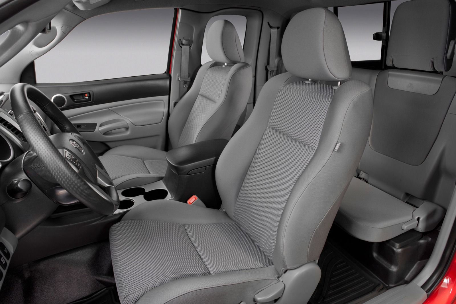 Comparison - Toyota Tacoma Regular-cab Base 2014 - vs ...