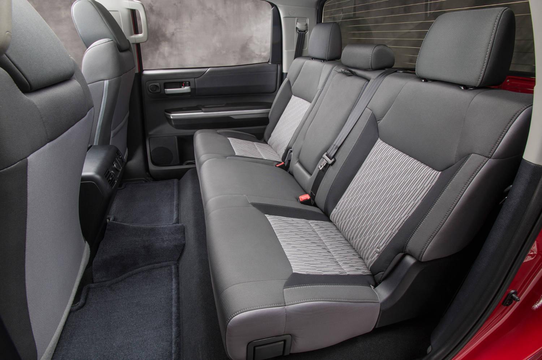 Toyota Tundra Double Cab Sr5 Ffv 2015 Suv Drive