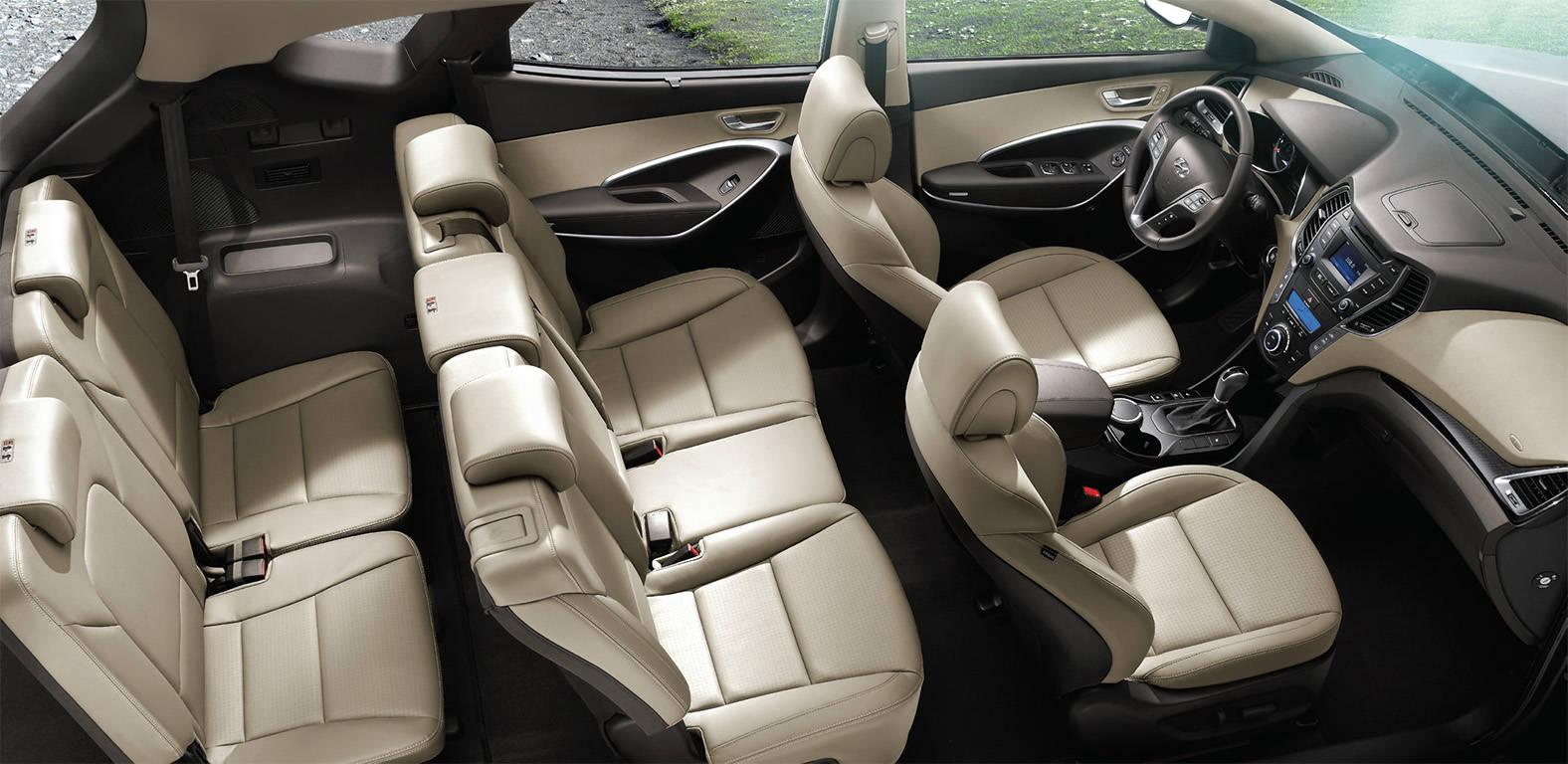 Hyundai Santa Fe Limited Ultimate 2017 1