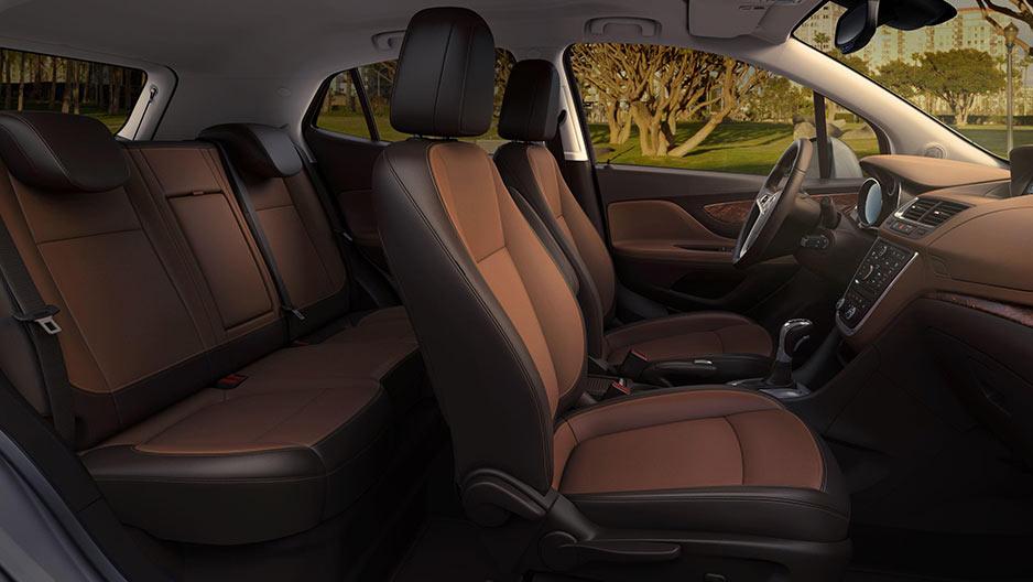 Comparison - Buick Encore Premium 2016 - vs - Vauxhall ...