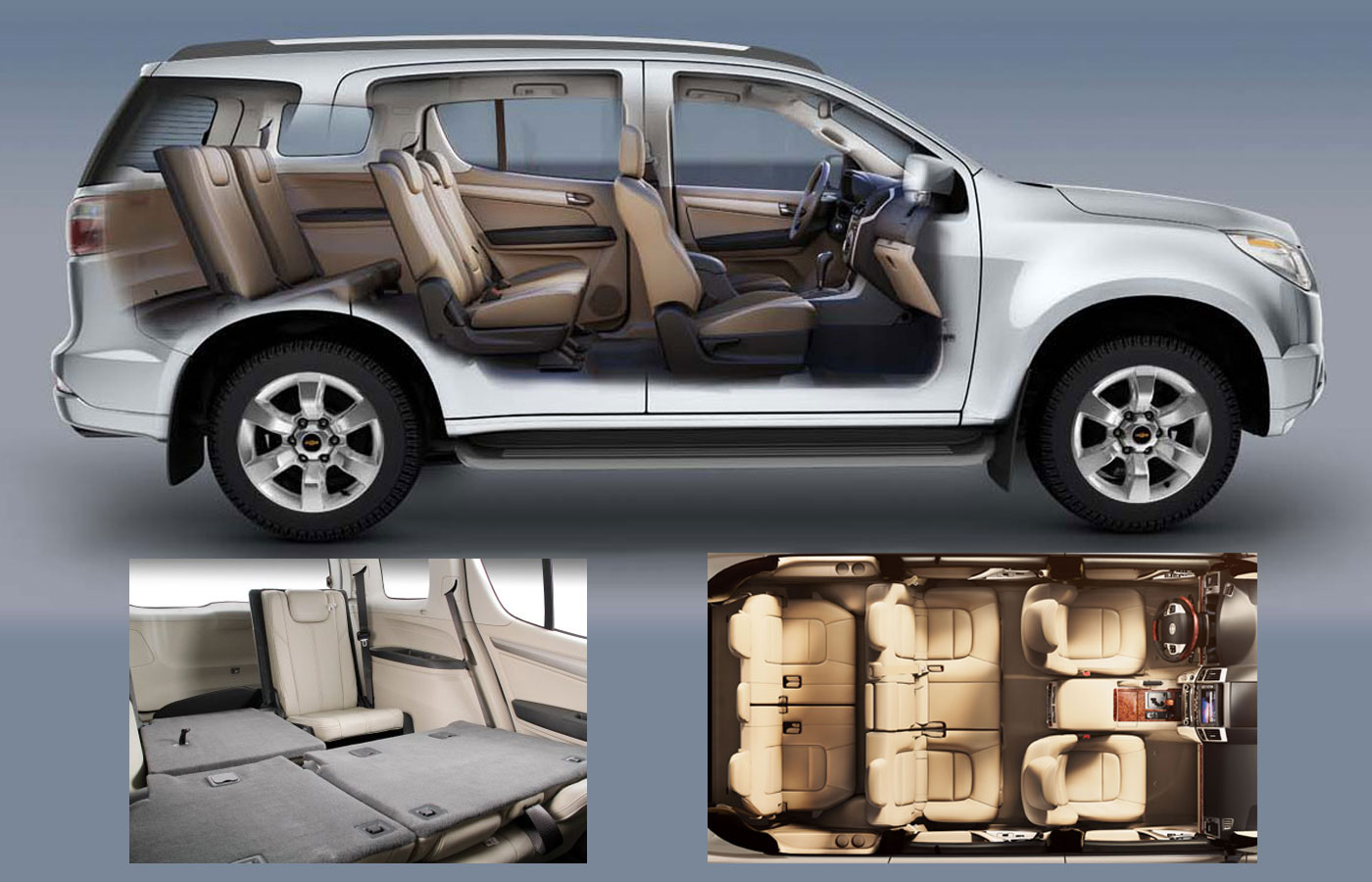 Chevrolet Trailblazer 2015 >> Chevrolet Trailblazer 2015 Suv Drive