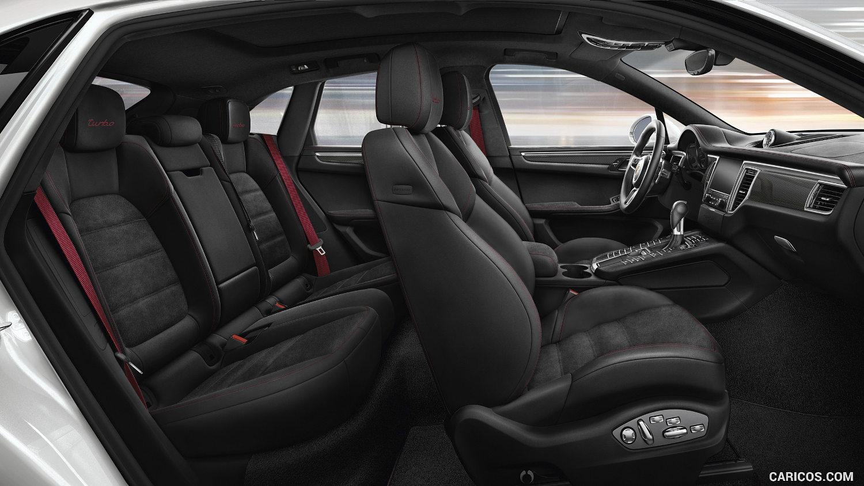 Comparison - Porsche Cayenne turbo 2016 - vs - Porsche Macan turbo