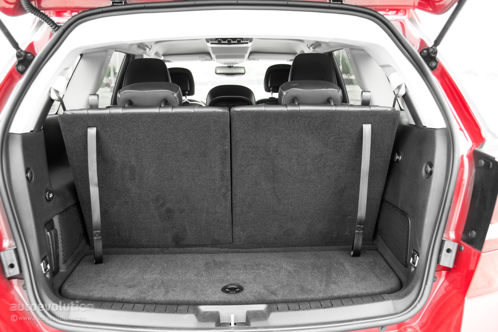 Midsize Suv Trunk Space 2018 Dodge Reviews