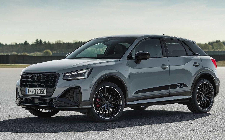 Comparison - Chevrolet Equinox LT 2020 - vs - Audi Q2 2021 ...