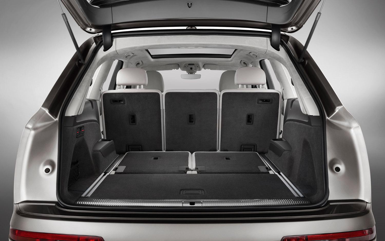Comparison - Audi Q7 Premium 2017 - vs - Toyota Highlander ...