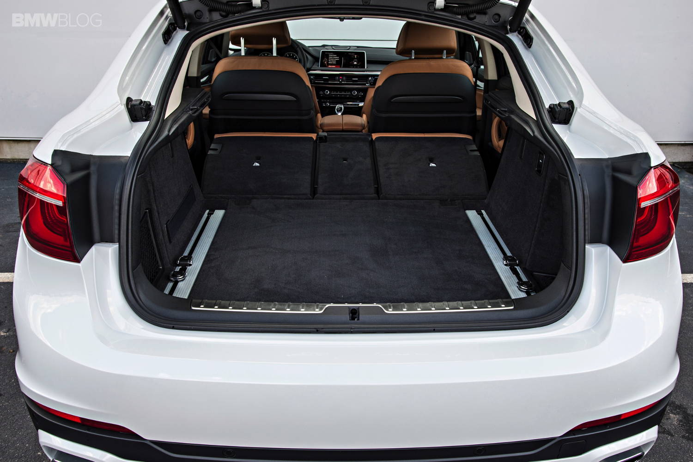 Comparison Bmw X6 M 2015 Vs Bmw X6 M 2017 Suv Drive