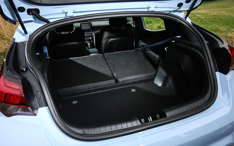 Hyundai Veloster N 2019 Suv Drive